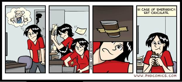 Phd comics thesis crisis