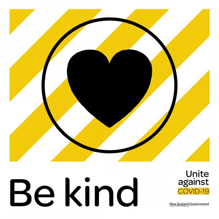 COVID be kind