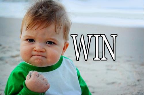 win-baby